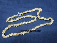Picture of Citrine Chips Necklace