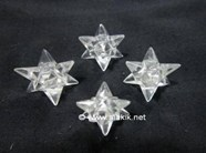 Picture of 14 Point Star Crystal Quartz