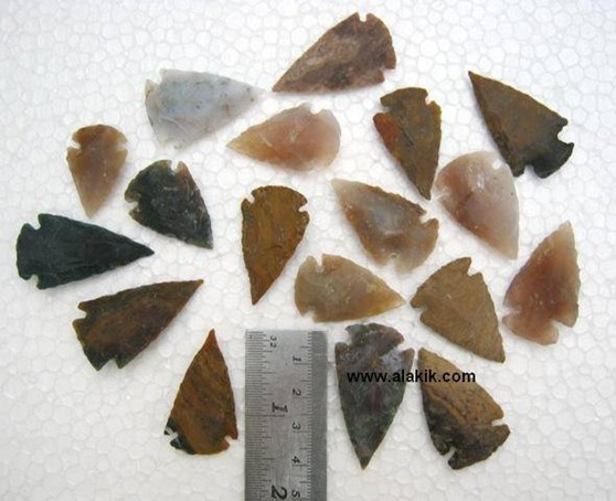 Picture of 1.5 inch arrowhead