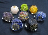 Picture of Mix Stone Orgone Dodecahedron