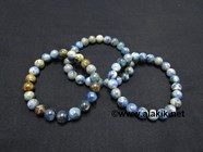 Picture of Blue Kynite 8mm Elastic Bracelet