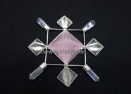 Picture of Healing Grid Generator with Rose Pyramid