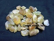 Picture of Citrine Raw Chunks Tumbles